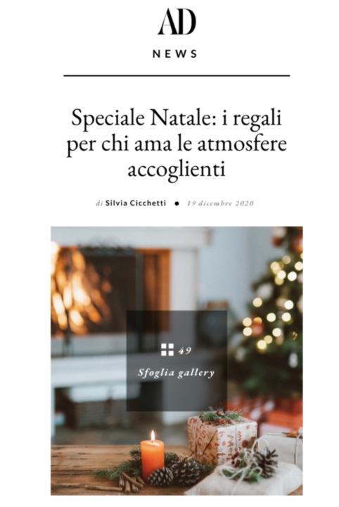 AD Italia Dicembre 2020