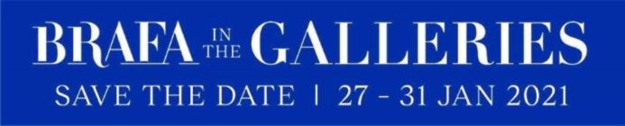 BRAFA Art Fair 2021 Logo